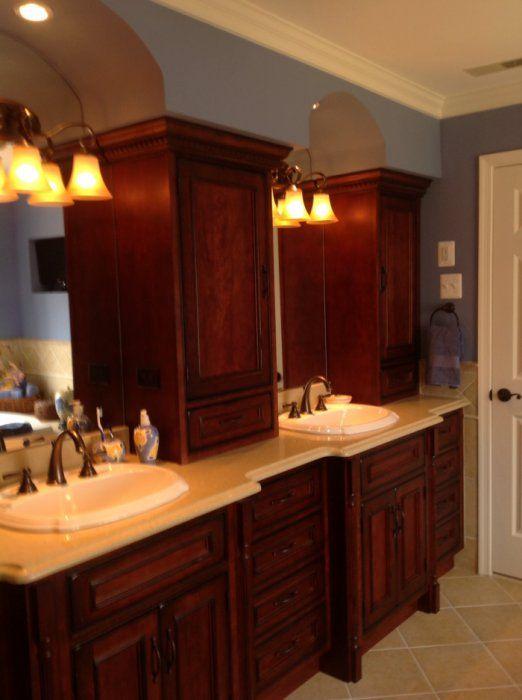 Ideas for Small Custom Bath Remodels - Cedar Square Homes