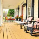 Porches for Baltimore Custom Homes