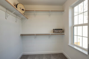 Adding a Custom Walk-in Closet to Your New Home