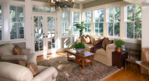 What You Need in the Sunroom of Your Custom Home