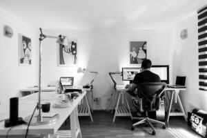 Working from Home: 3 Important Questions to Ask about Home Offices